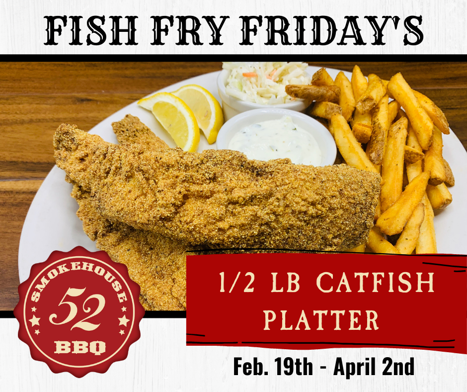 FISH FRY FRIDAY'S 2021